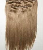 Full Head 18′ Human Hair Clip Ins