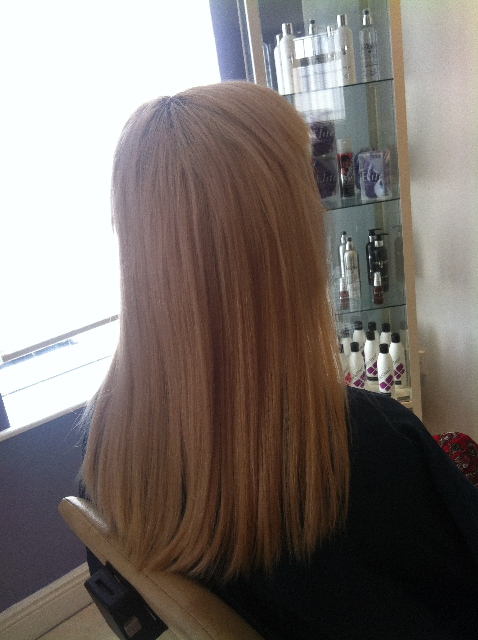 Hair Extensions For Damaged Hair Issonni