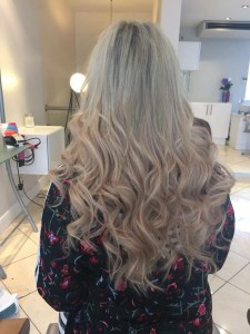 Full head application Tape Hair Extensions